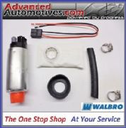 Walbro Motorsport Upgrade Fuel Pump Kit For Ford Fiesta Turbo EFI Models 7-90 on